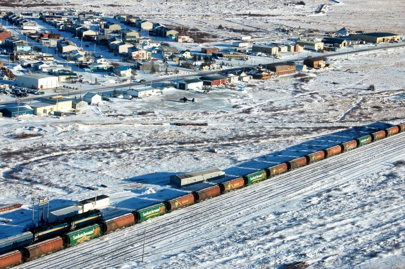 Rail and Port Linkages: The Case of Churchill, Manitoba