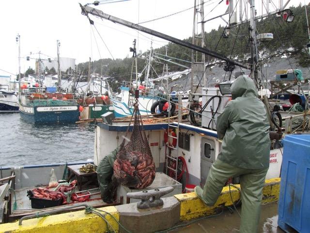 Seal unloading