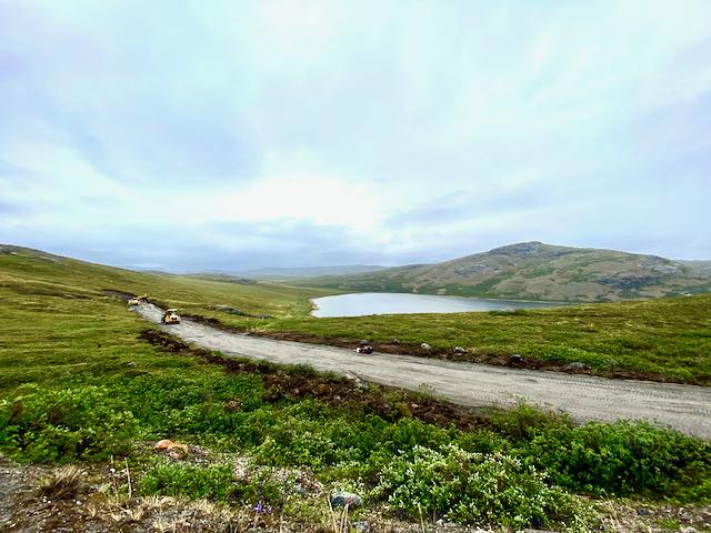Arctic Circle Road 1